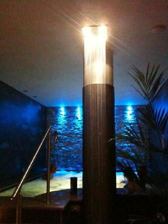 Hotel Garni La Maison Wellness & SPA: idromassaggio centro benessere