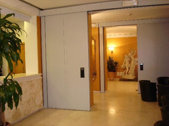 Hotel Palazzo Ognissanti: Interior del hotel