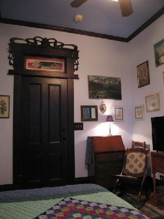Bellaterra Bed and Breakfast : Borealis Room