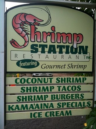 Shrimp Station