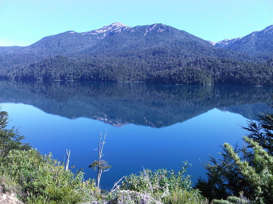 San Martin de los Andes, Argentina: One of the 7 Lakes