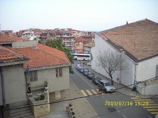 Dom Mladenovi Bed & Breakfast: view from balcony