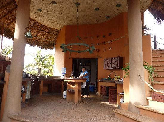Playa Viva: Fabulous kitchen