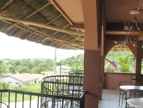 Rolson Cocina,Cantina & Hotel: Spectacular View