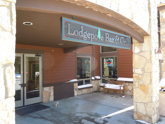 Lodgepole Bar & Grill: Lodgepole at Grand Timber Lodge