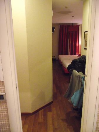Albergo Santa Caterina : camera: dal bagno