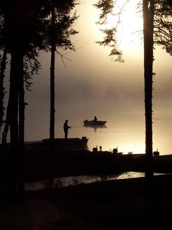 La Tuque, كندا: Une pêche inoubliable