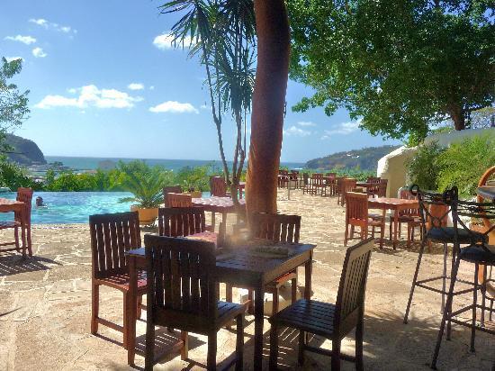 Pelican Eyes Resort & Spa: Main restaurant