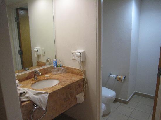 Holiday Inn Express Hotel & Suites Irapuato: Espejo