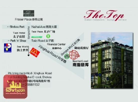 Best Italian Restaurants In Shenzhen