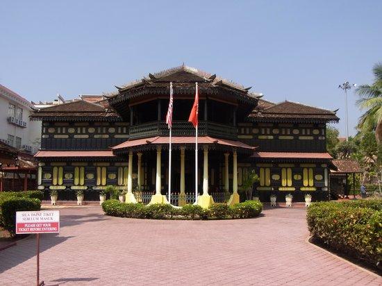 Kota Bharu, Malasia: 王宮