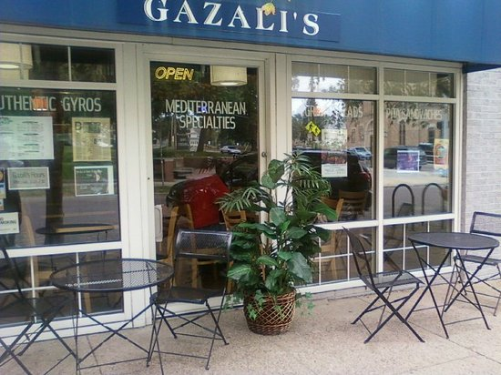Gazali's: Please stop by and let's serve you the BEST pita bread specialties in town;)