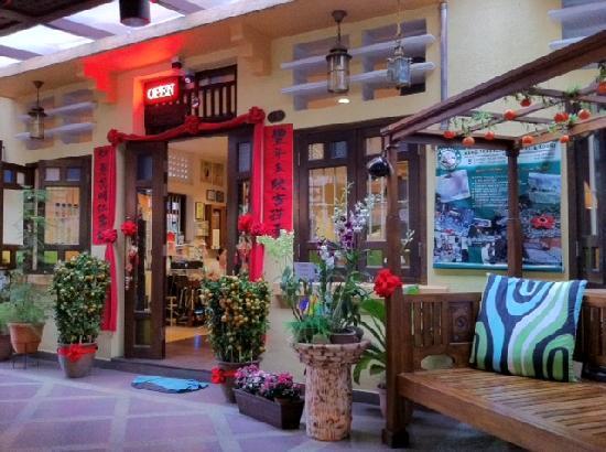 Classic Inn: 入り口
