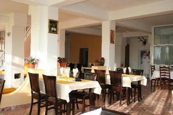 Turist Hotel Constanta: salon