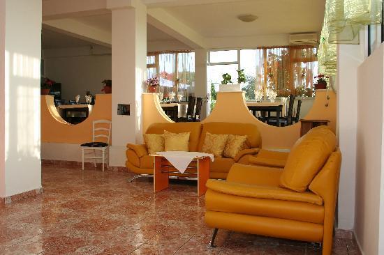 Turist Hotel Constanta: living