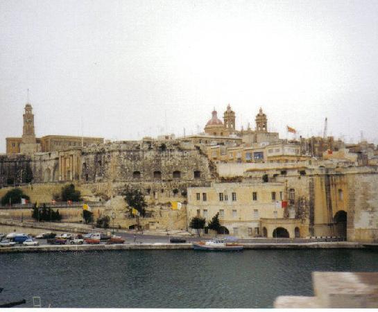 Midnight in malta