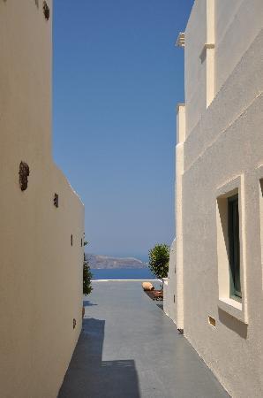 Anastasis Apartments: Around the hotel