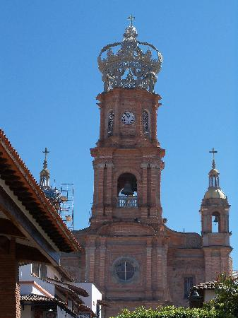 Puerto Vallarta, Mexiko: la cattedrale