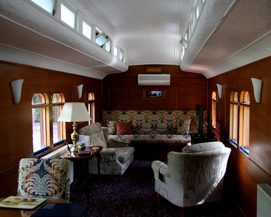 End of the Line Railway Accommodation