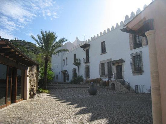 Museu Sa Bassa Blanca: Main Building