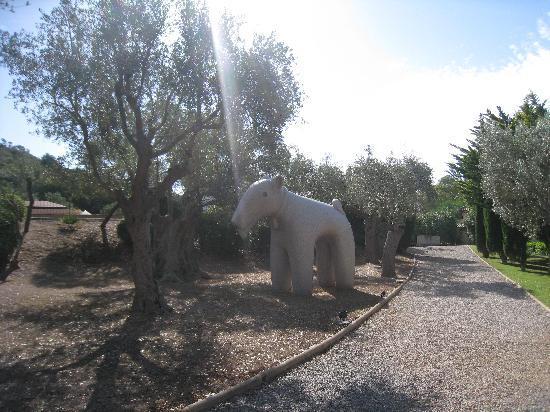 Museu Sa Bassa Blanca : Sculpture Park