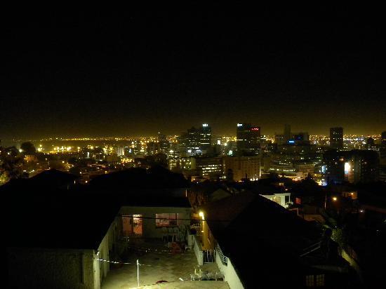 Upperbloem: vue le soir