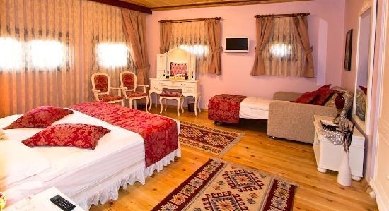 Esans Hotel: tripple room