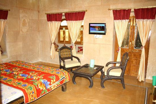 Haveli Hotel : new suite room