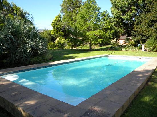Goedereede Guest Farm: superbe piscine