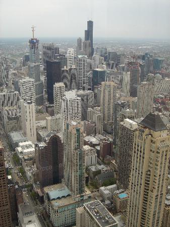 Chicago, IL: blick vom hancock tower