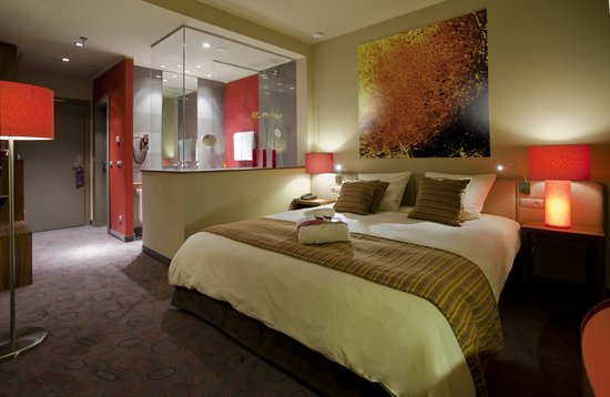 Mercure Bratislava Centrum: Room