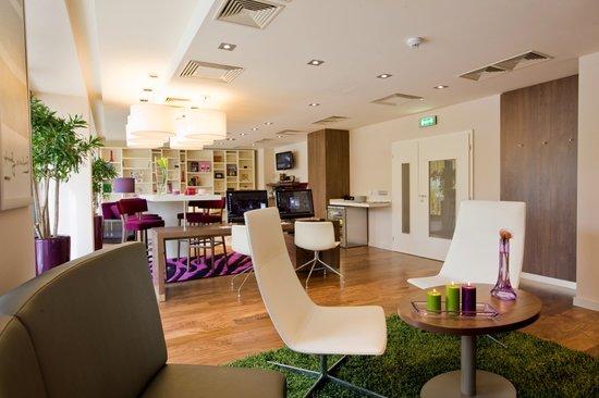 Mercure Bratislava Centrum: Privilege Lounge