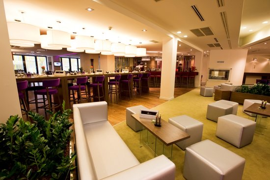 Mercure Bratislava Centrum: Lobby Bar Signature