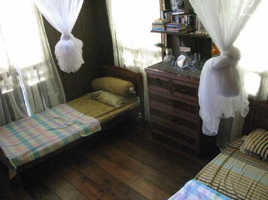 The Kebun: The second bedroom which we didn't use
