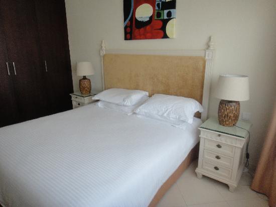 โรงแรมอูรีสบูติกอพาทเม้น: chambre