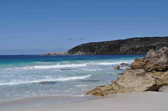 Southern Ocean Lodge: Excellent private beaches