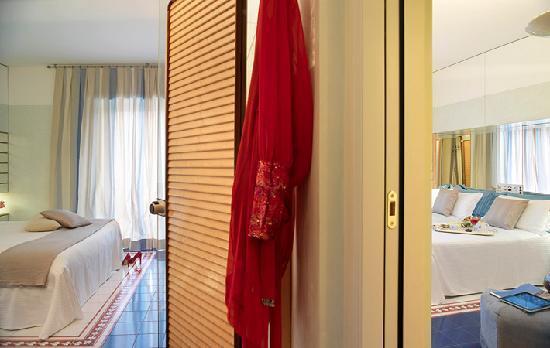 Atlantic Hotel Riccione: Camere Superior Comunicanti Vista Mare