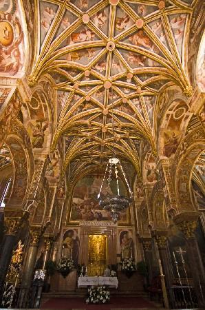 Córdoba, España: Chapel