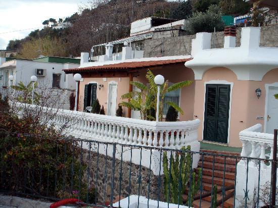 Hotel Bellevue Benessere e Relax: Blick auf das oberste Appartement