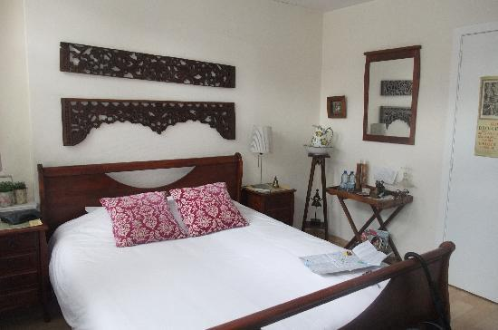 Be My Guest: Our lovely comfortable room