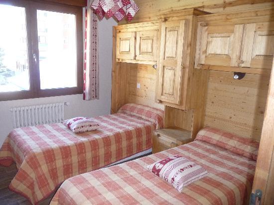 Hotel Arolla : Chambre twin