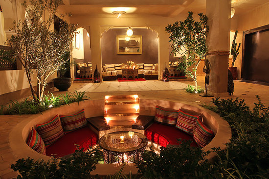 Les Sources Berberes Riad & Spa: The place our clients prefer.. : magic and cozy