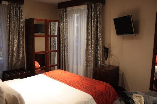 Grand Hotel Francais: camera