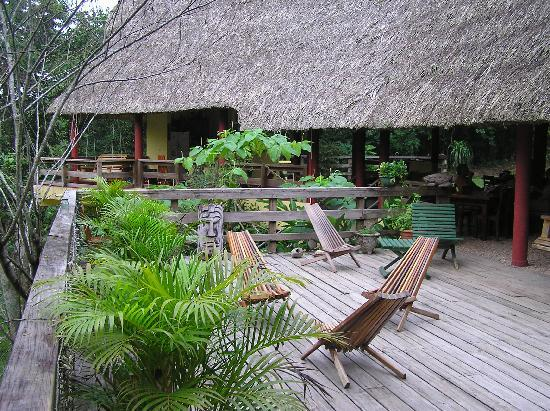 Crystal Paradise Resort: Main Lodge
