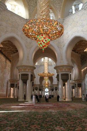 Mercure Abu Dhabi Centre Hotel: Abu Dhabi - die prachtvolle  Zayed Moschee