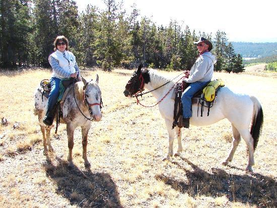 Paradise Guest Ranch: Back In The Saddle Again