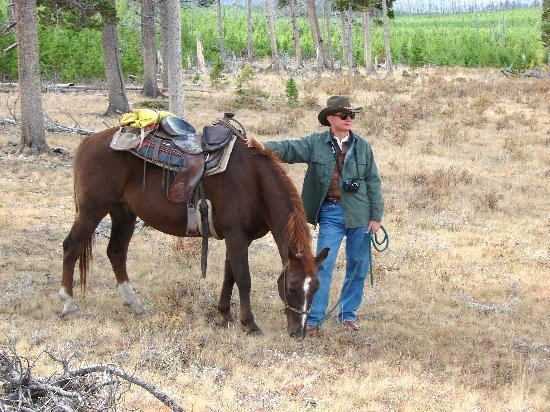 Paradise Guest Ranch: A Man and His Horse