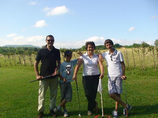 Dioxka Golf Academie : Stage de golf en famille Super au pays basque