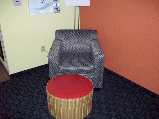 Holiday Inn Garland: Chair
