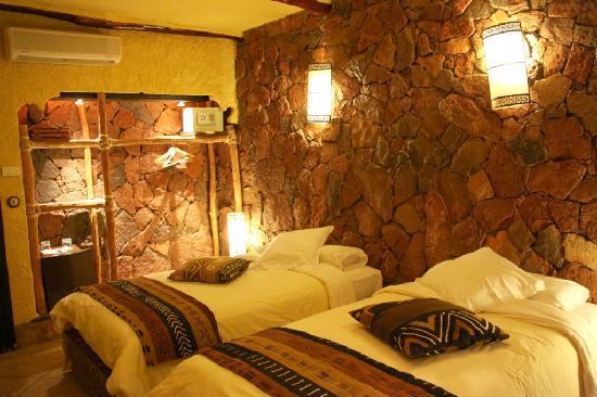 Hotel Xaluca Dades : LA HABITACION